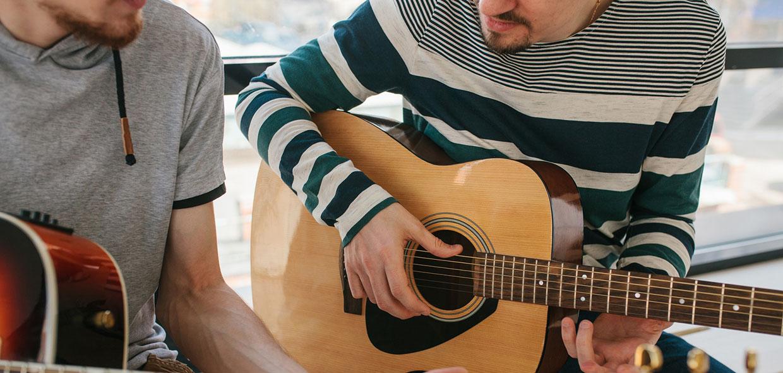 lekcje gitary klasycznej